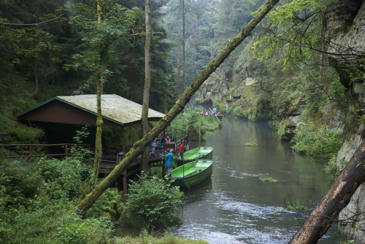 ボヘミアン・スイス国立公園(2)