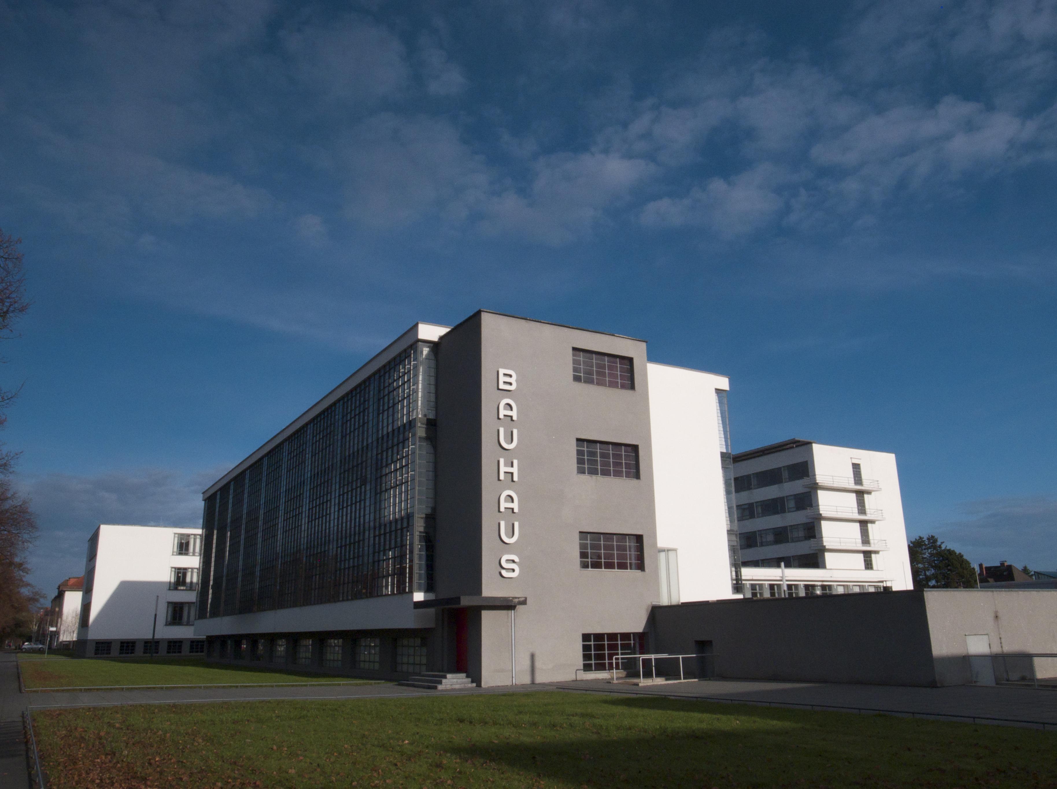 Bauhaus in Dessau / デッサウのバウハウス