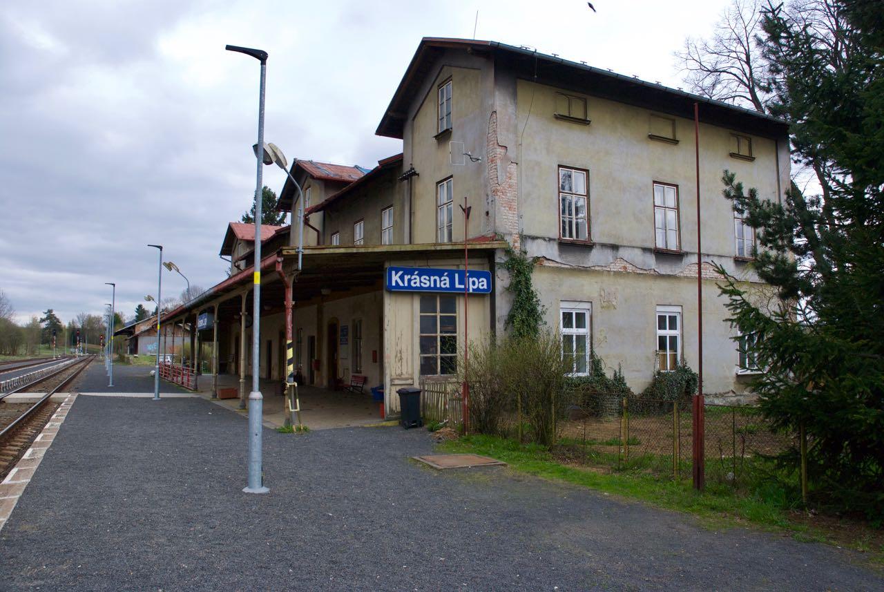 Krásná Lípa / Schönlinde 〜チェコの旅3〜