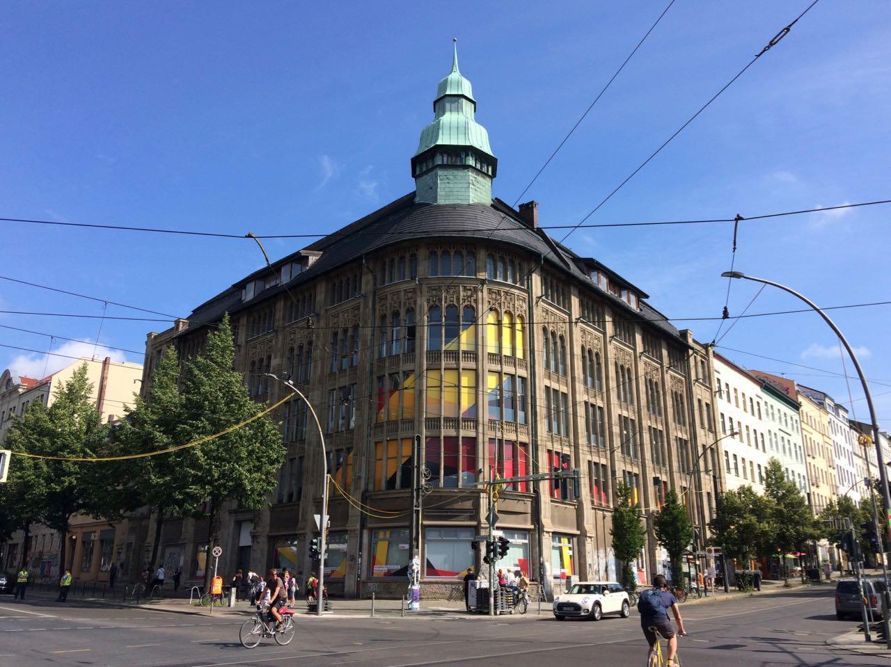 Kaufhaus Jandorf / ヤンドルフ百貨店