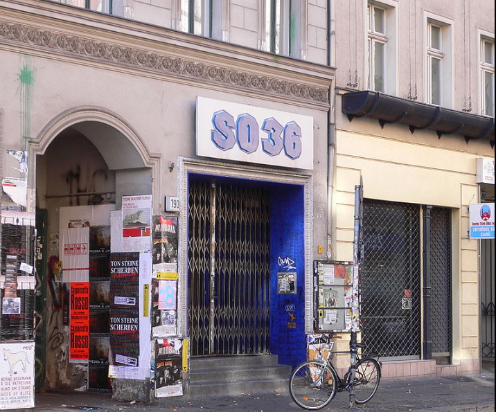 Berlin 1995 / 90年代のベルリン②