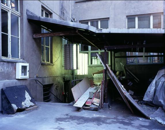 Gelerie berlintokyo / 90年代のベルリン⑦