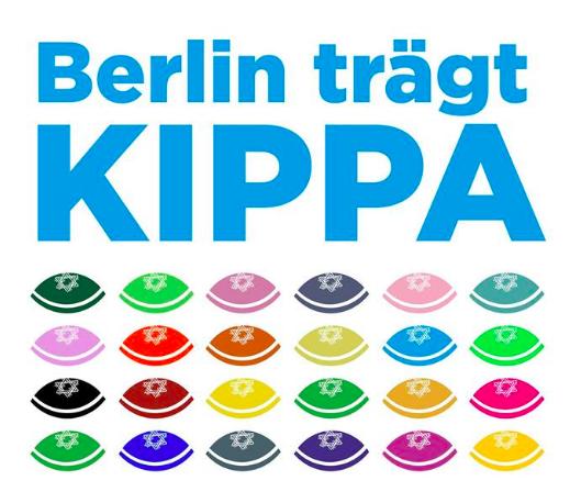 Kippa / キッパを被ろう