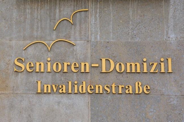 Altenheime in Mitte / 老人にはさようなら、スタートアップは大歓迎、のミッテ地区