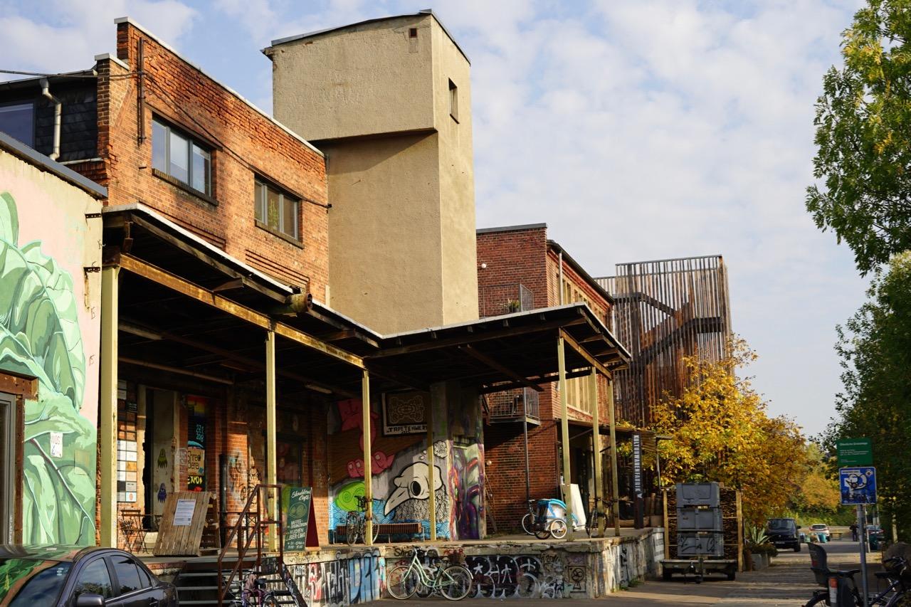 Leipzig-Pragwitz / ライプツィヒ・プラークヴィッツ地区