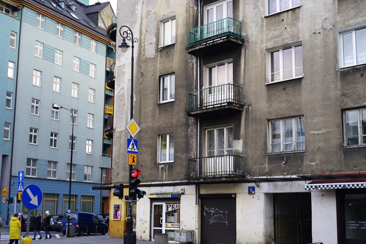 ワルシャワのプラガ地区 / Warszawa-3