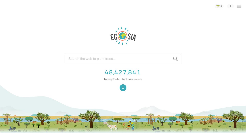 【ベルリン発】検索エンジン / Ecosia