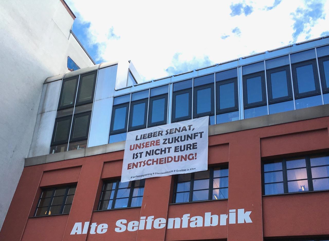 Warnstreiks-Woche / ベルリンのストライキ週間
