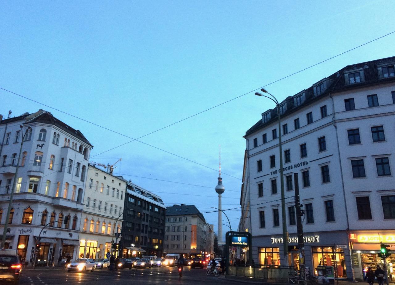 zu viele Touristen? / ベルリンと観光ブーム