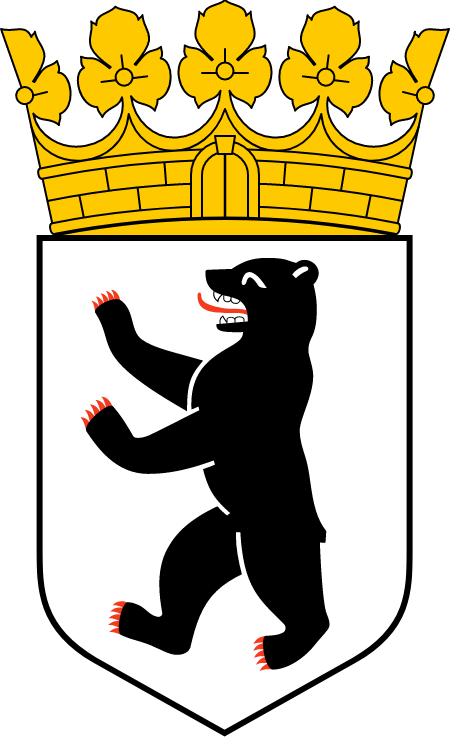 Berliner Bezirken / ベルリンの地域区分