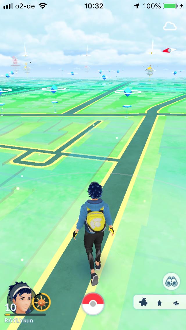 『Pokémon GO』 in Berlin / ベルリンでポケゴー