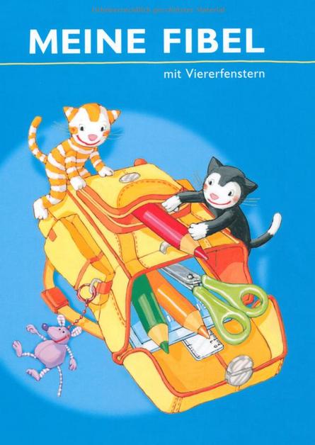 Fibel-Methode / 昔ながらの教授法〜母語としてのドイツ語