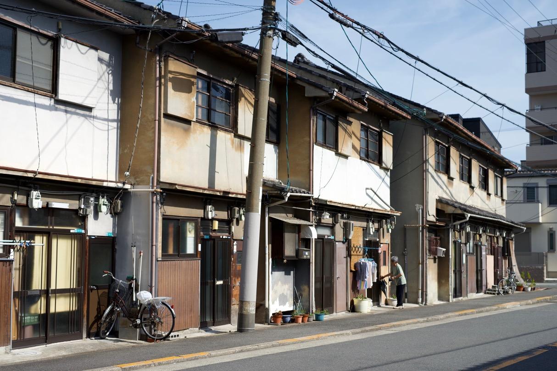 Straßenbilder Osaka / 大阪の街角