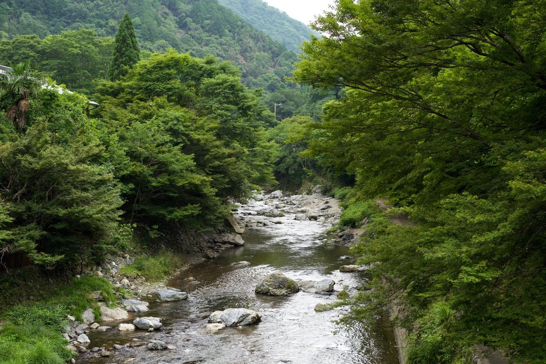 Kiyotaki und Arashiyama / 清滝と嵐山