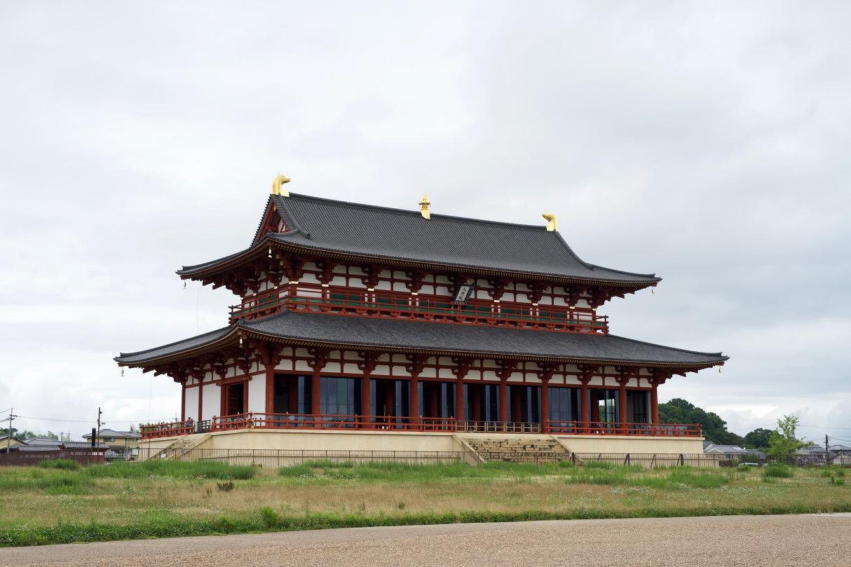 Heijo-Park in Nara / 奈良の平城宮跡
