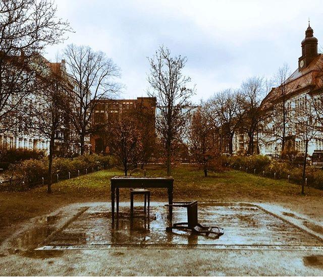 Koppenplatz / コッペン広場