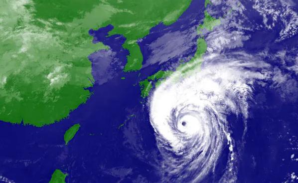 Naturkatastrophe / 自然災害の爪痕〜台風19号〜