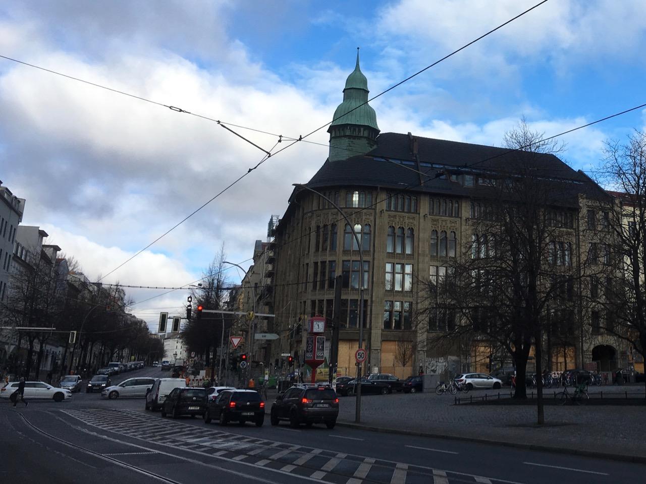 Kaufhaus Jandorf / ヤンドルフ百貨店の行方