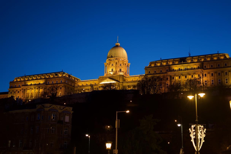 Budapest - Perle an der Donau /ドナウの真珠ブダペスト⑴