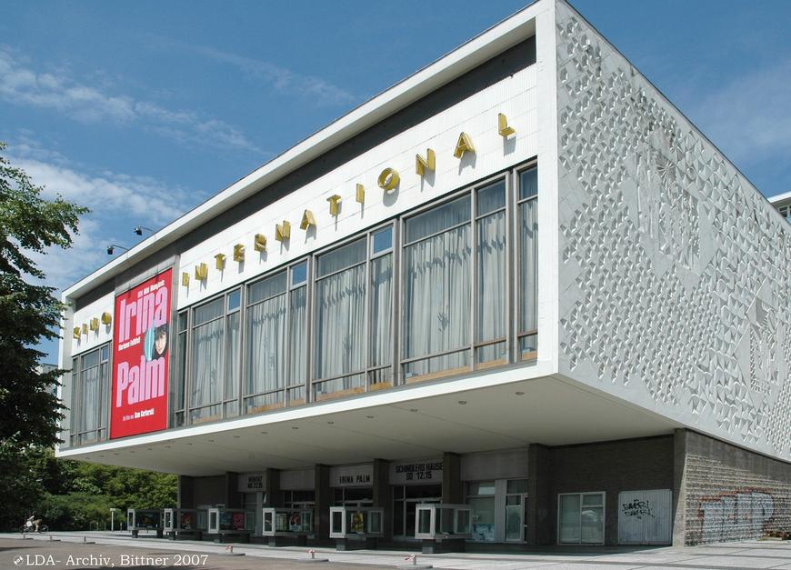 ベルリンのカルト映画館 〜Kino International〜