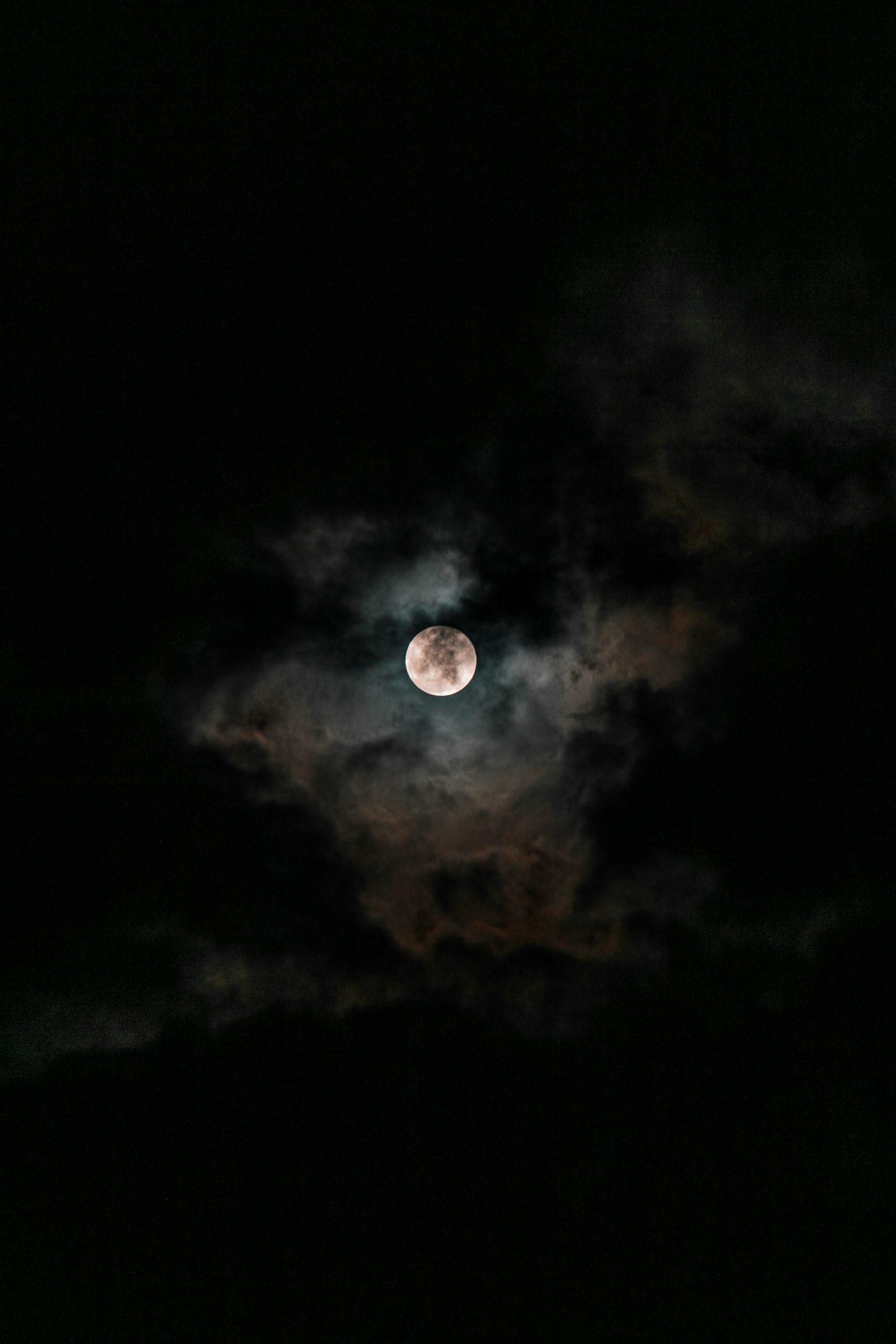 満月と狼男 〜Vollmond und Werwolf〜