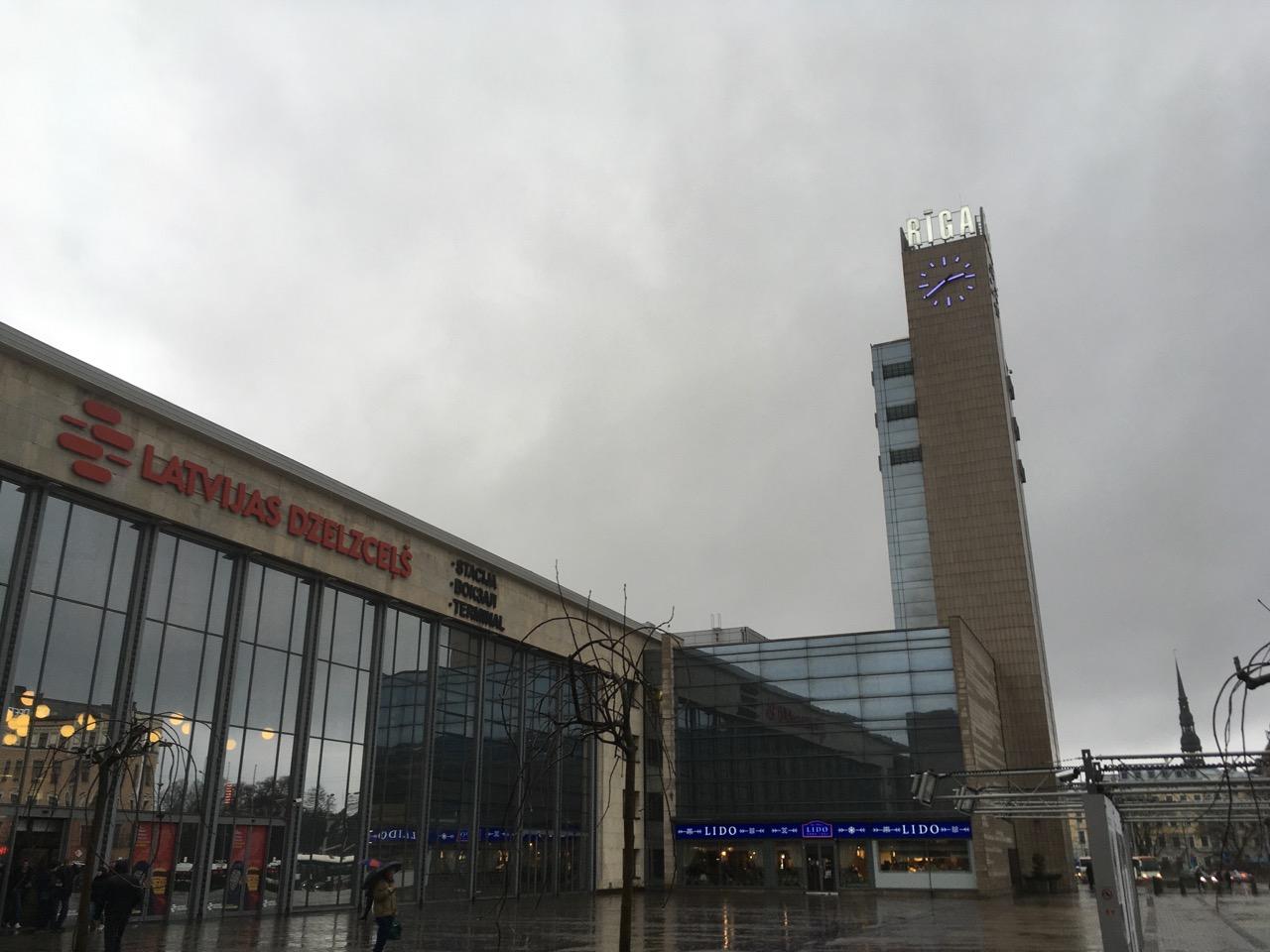 ラトビアの首都リガ 〜Reise nach Riga〜