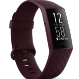 Fitbit charge4の使用感